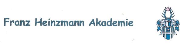 Logo of Franz-Heinzmann-Akademie